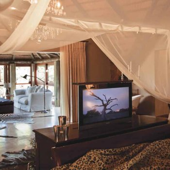 Waterbuck Private Camp Master Suite