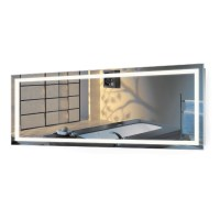 Large 84 Inch X 30 Inch LED Bathroom Mirror