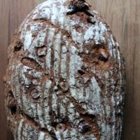 Vijgen-hazelnotenbrood