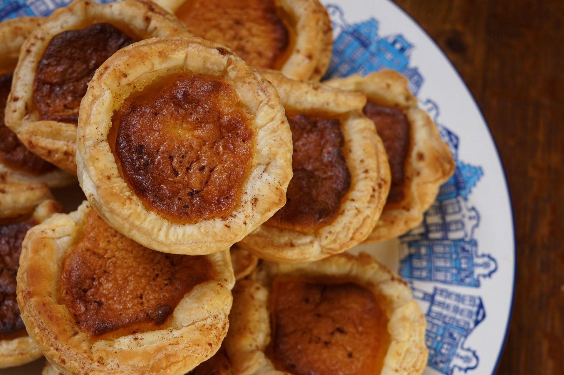portugese taartjes