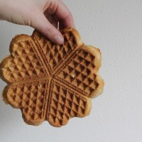 Haverwafels