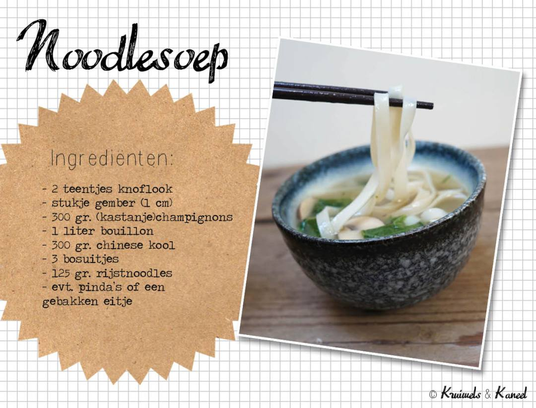 noodlesoep