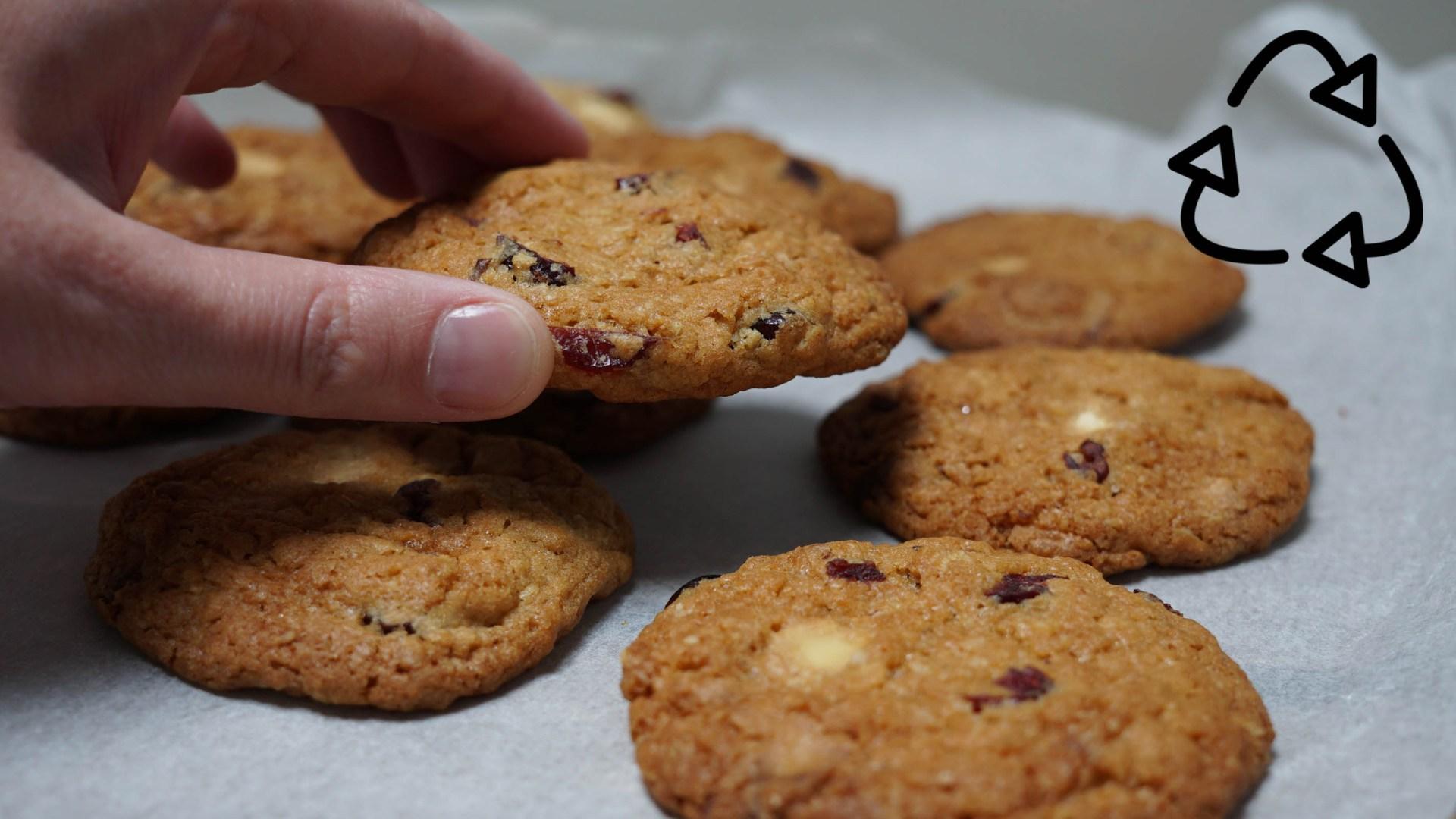 cranberry koekjes 2