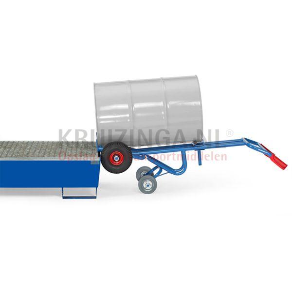 Sack Truck Barrel Hand 200 Ltr - Steel Barrels