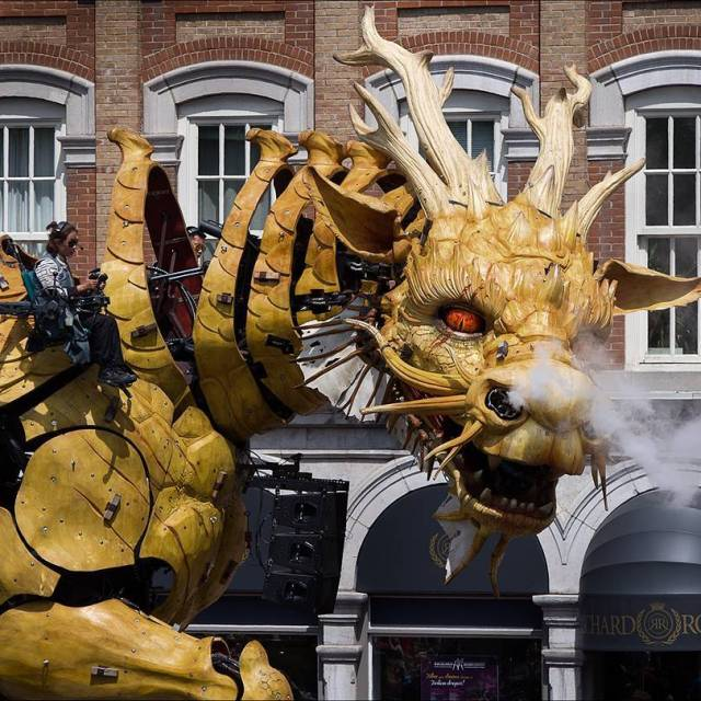 The badass Long Ma of LaMachine stalks the streets ofhellip