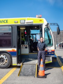 Did you know Ottawa has an Ambulance bus?