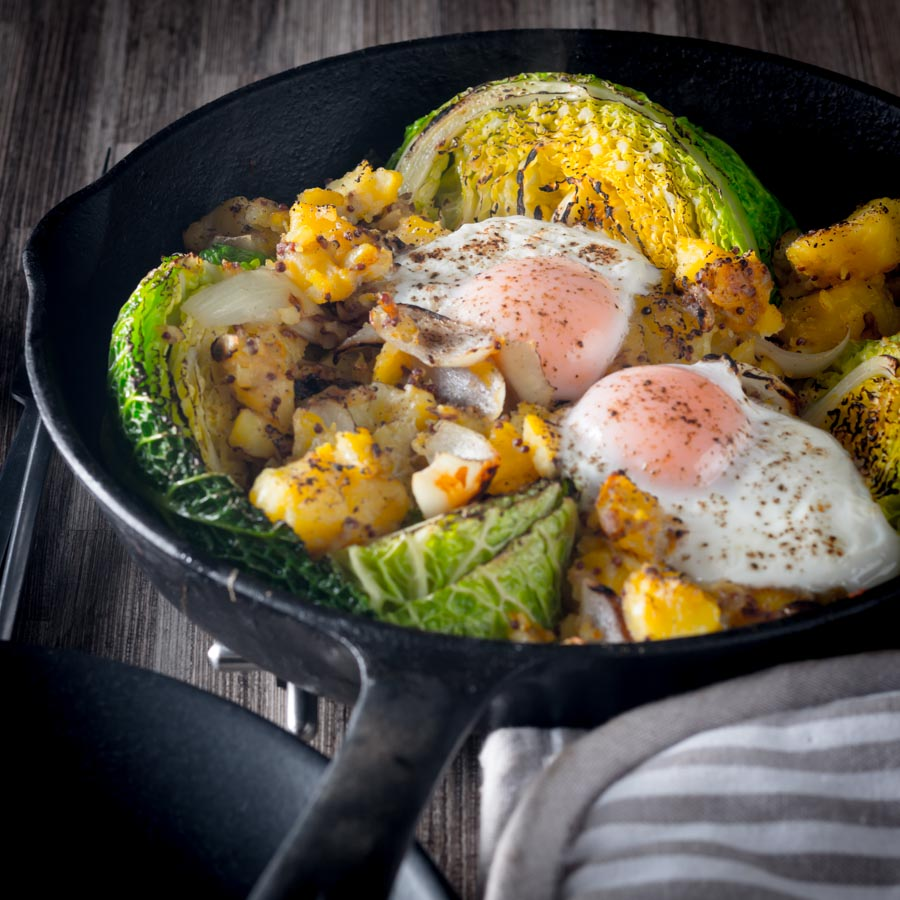 skillet bubble and squeak