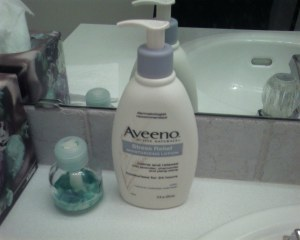 Aveeno Stress Relief Lotion