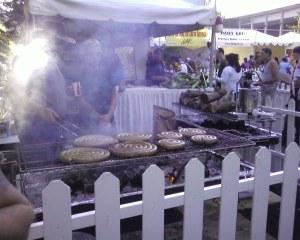 Dungeness crab and Berkshire pork sausage