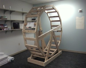 giant mouse wheel