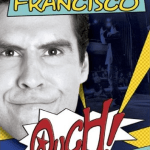 pablo francisco: ouch! live from san jose dvd cover