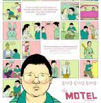 the motel poster