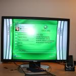 xbox 360 on dell 2405fpw