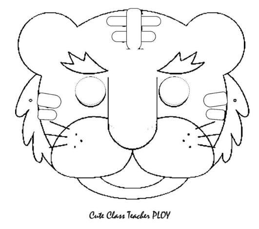 ดาวน์โหลดฟรี! สื่อการสอน หน้ากากสัตว์ มีมากกว่า 10 แบบ ประยุกต์ใช้กับหลากหลายวิชาได้