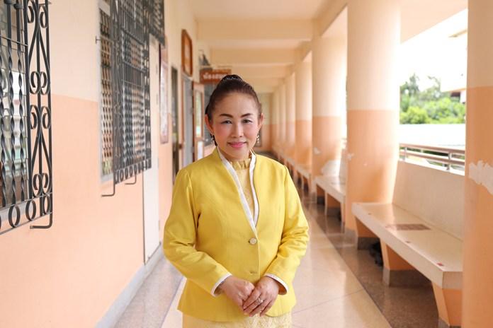 ดร.นันทา หงวนตัด รัก๋ษาการผู้อำนวยการสำนักงานรับรองมารตรฐานและประเมินคุณภาพการศึกษา (1)