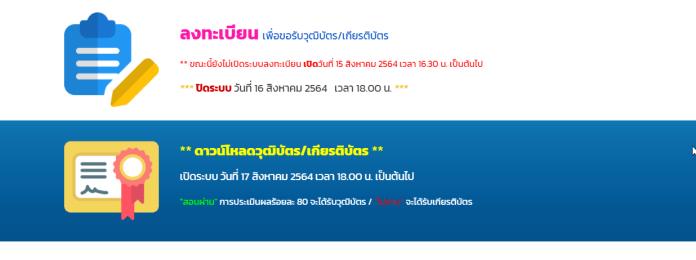 ลงทะเบียนกียรติบัตร สพฐ webinar DLIT1
