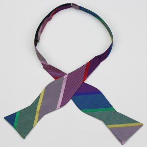 Broadway self tie bow tie