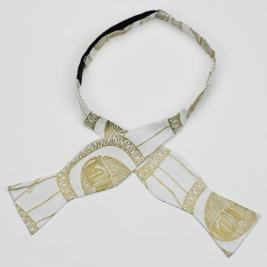self tie bow tie by Kruwear