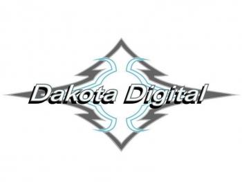 1953- 55 Ford Pickup VHX Instruments Dakota Digital Gauges