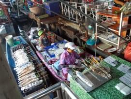 Talling Chan floating market