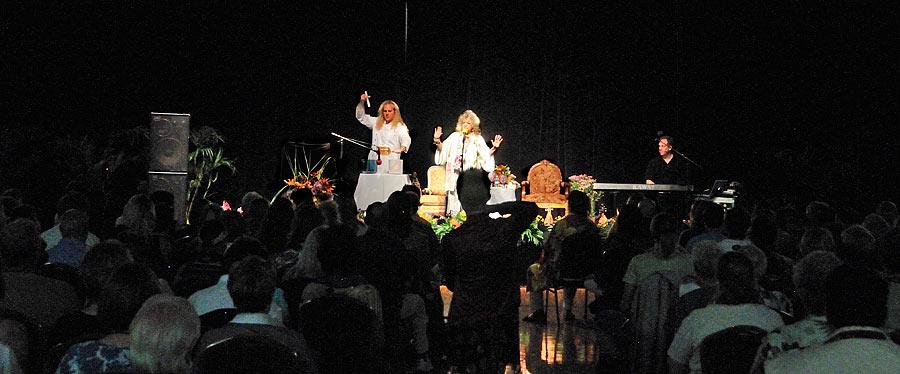 13º Conferencia da Luz de Verão  Kryon em Sedona, 14 Junho 2009