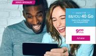 Forfaits mobiles B&YOU en promo | Bouygues Telecom