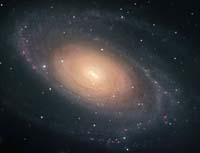 M81 Galaxy