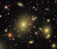 Perseus Group of Galaxies