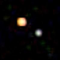 Q0134+329 Quasar