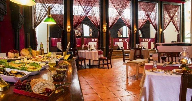 Restaurantes Hotel Krystal Puerto Vallarta Puerto Vallarta