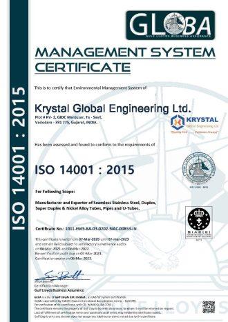 ISO-14001-2015 krystal
