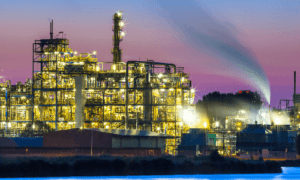 krystal supplying material petro chemical refineries