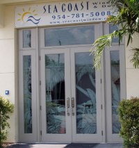 10 Years of Trust & Referrals For Etched Glass Front Doors