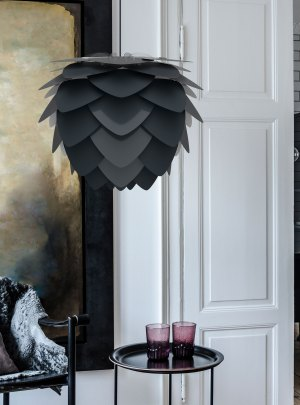 Aluvia, anthracite grey