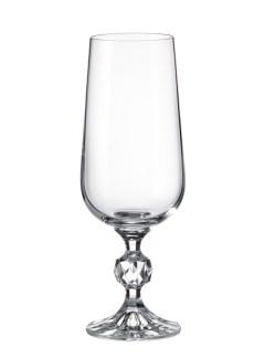 Klaudie Krystalglas til Øl – 6 stk