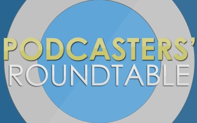 The Podcasters' Roundtable: PR089: Podcasts To Go!