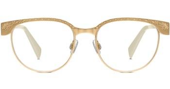 Oriel Glasses - Leith Clark Warby Parker