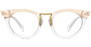 Zelda Glasses - Leith Clark Warby Parker