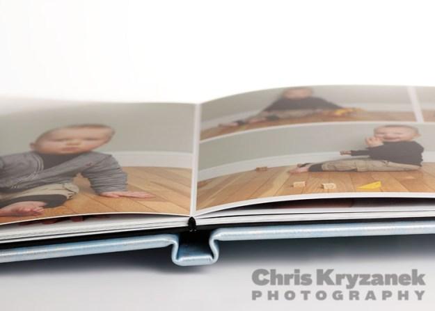 custom photography album Chris Kryzanek Photography