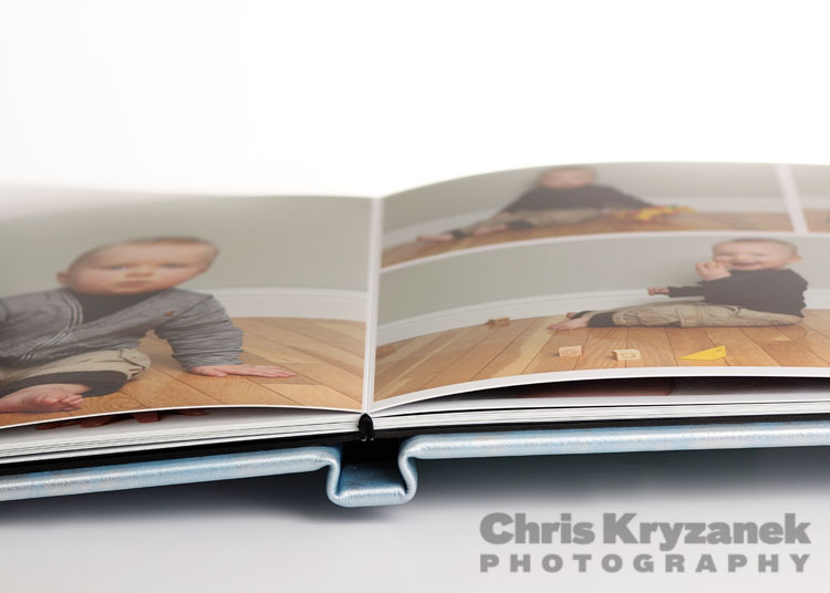 custom photography album Chris Kryzanek Photography