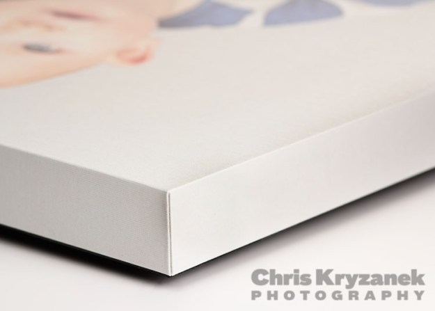 Gallery wrapped canvas Chris Kryzanek Photography