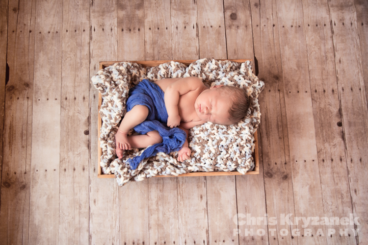 Chris Kryzanek Photography - newborn baby boy