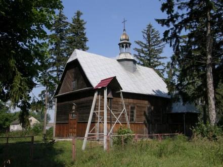 Kościół polskokatolicki pw. Matki Bożej Różańcowej w Osówce (fot. K. Furmanek)