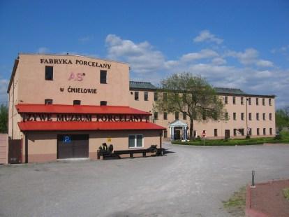 Fabryka Porcelany AS w Ćmielowie (fot. arch. prywatne Fabryki Porcelany AS)