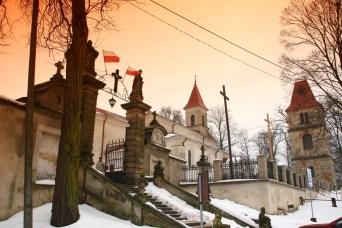 Kościół pw. św. Władysława w Kunowie (fot. arch. Gminy Kunów)