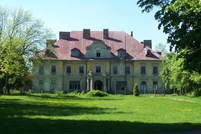 Pałac książąt Druckich – Lubeckich w Bałtowie (fot. arch. Gminy Bałtów)