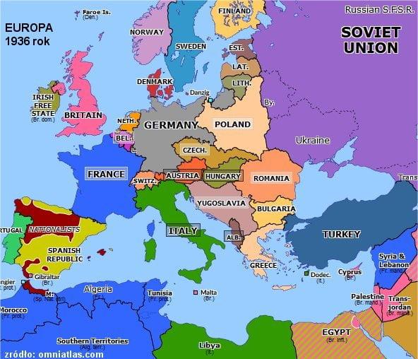 Pakt Z Iii Rzesza Alternatywa Czy Najgorszy Sen Polakow