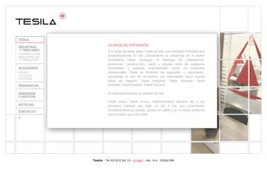 Tesila: Presentación