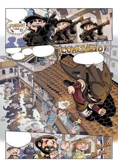 Color - Página 1 - Por un puñado de ducados