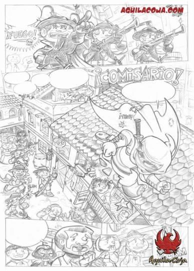 Lápiz - Página 1 - Por un puñado de Ducados
